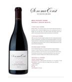 2014 SCV Pinot Noir, Bodega Ridge Block