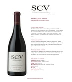 2012 SCV Pinot Noir, Peterson Vineyard
