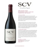 2009 SCV Pinot Noir, Balistreri Family Vineyard