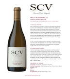 2011 SCV Chardonnay, Gold Ridge Hills