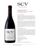 2012 SCV Pinot Noir, Balistreri Family Vineyard