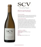 2012 SCV Sauvignon Blanc, Laguna Vista Vineyards