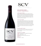 2012 SCV Pinot Noir, Salmon Creek