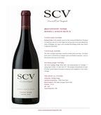 2013 SCV Pinot Noir, Bodega Ridge Block