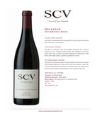 2013 SCV Syrah, Occidental Road Vineyards