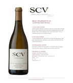 2014 SCV Chardonnay, Antonio Mountain Vineyard
