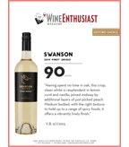 2014 Swanson Pinot Grigio Sell Sheet
