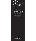 2011 Swanson Merlot, Napa Valley - Shelf Talker