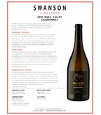 2015 Swanson Chardonnay, Napa Valley