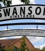 Swanson Winery Sign