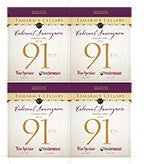 Cabernet Sauvignon 91 Pts (Shelf Talker), Columbia Valley