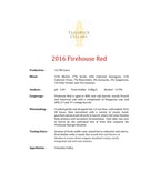 2016 Tamarack Firehouse Red, Columbia Valley