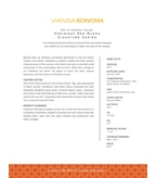 2012 Viansa Ossidiana Red Blend, Signature Series, Sonoma Valley