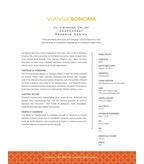 2014 Viansa Chardonnay, Reserve Series, Sonoma Valley