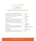 2014 Viansa Malbec, Reserve Series, Sonoma Valley