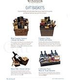 2017 Windsor Vineyards Gift Baskets