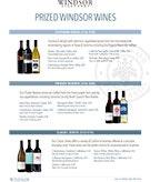 2017 Windsor Vineyards Wines