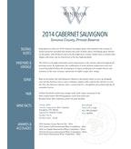2014 Windsor Vineyards Cabernet Sauvignon, Private Reserve, Sonoma County