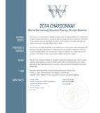 2014 Windsor Vineyards Chardonnay, Barrel Fermented, Private Reserve, Sonoma County