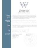 2015 Windsor Vineyards Merlot, California