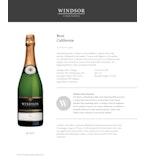 Windsor Vineyards Brut, Platinum Series, California