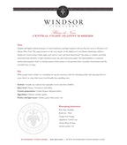 Windsor Vineyards Blanc de Noirs, Platinum Series, Central Coast