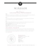 2011 Windsor Vineyards Carignane, Private Reserve, Alexander Valley
