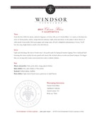 2013 Windsor Vineyards Chenin Blanc, California