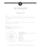 2011 Windsor Vineyards Fusion Red, California