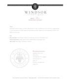 2012 Windsor Vineyards Rose, North Coast