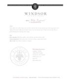 2011 Windsor Vineyards White Zinfandel, California