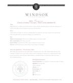 2015 Windsor Vineyards Carignane, Private Reserve, Alexander Valley