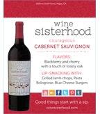 Wine Sisterhood Cabernet Sauvignon