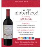 Wine Sisterhood Red Blend
